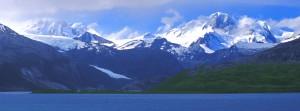 Chilean Fjords - St. of Magellan Pan