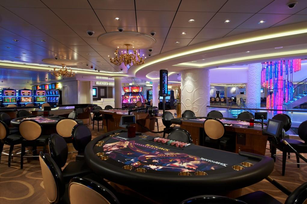 Cruise blackjack