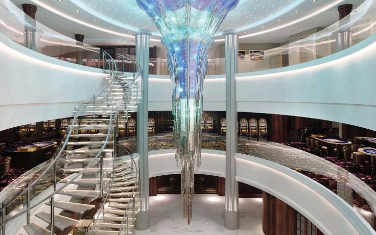 Norwegian Bliss Architectural Rendering